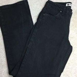 Black Harley Davidson bootcut Women's jeans size 4